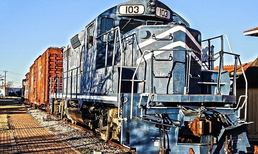 South Orient 103